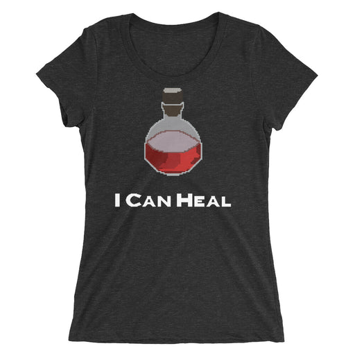 The Healer Women's Tri-Blend T-Shirt