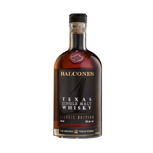 Balcones Texas Single Malt Whisky Classic Edition