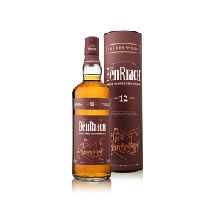 BenRiach 12 Sherry Wood
