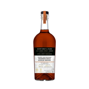 Berry Brothers & Rudd Sherry Cask Blended Malt