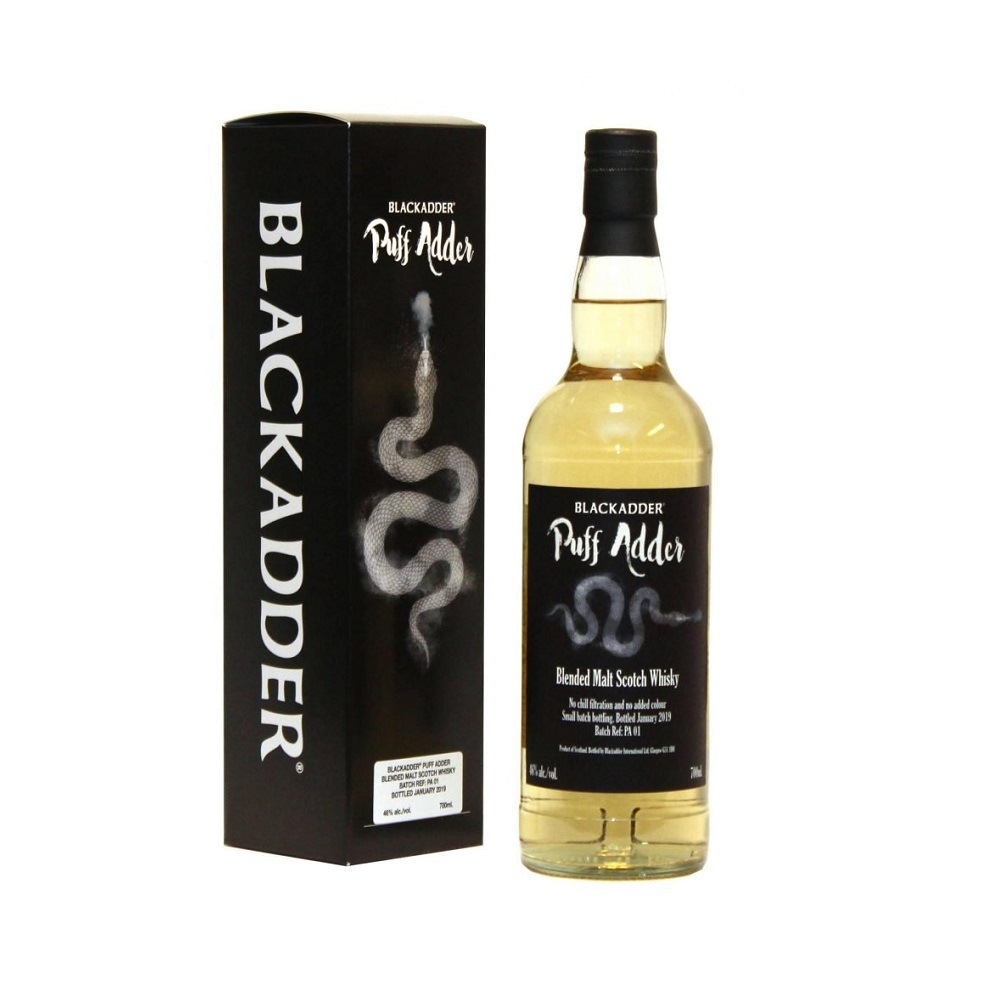 Blackadder Puff Adder Blended Malt 2019