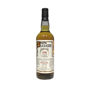 Blackadder Raw Cask 1996 Dailuaine 21 Single Cask #7537 - The Dusty Bottle