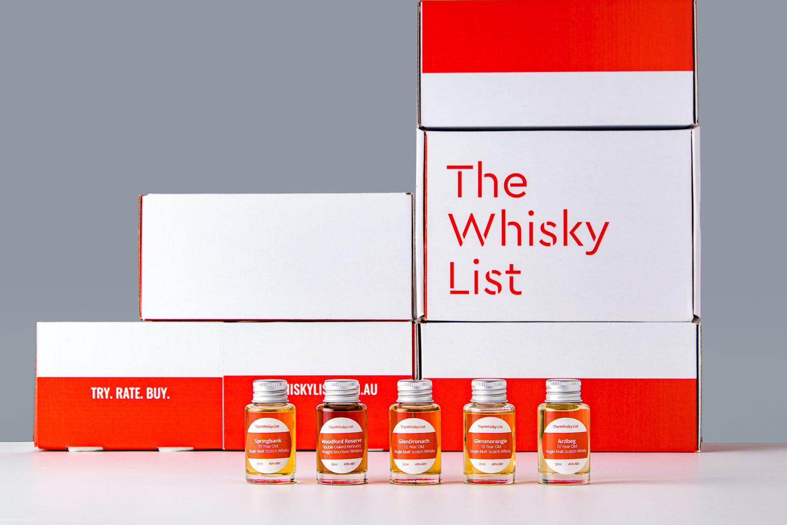 Start Your Personal Whisky Journey