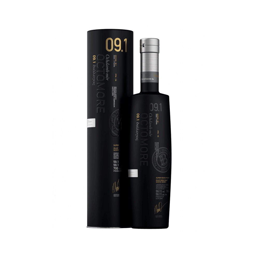 Bruichladdich Octomore 9.1 Dialogos - The Old Barrelhouse