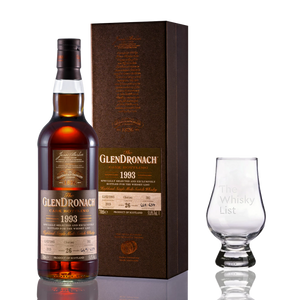 1993 GlenDronach 26 Year Old Single Cask #392 + 1 x Glencairn Combo