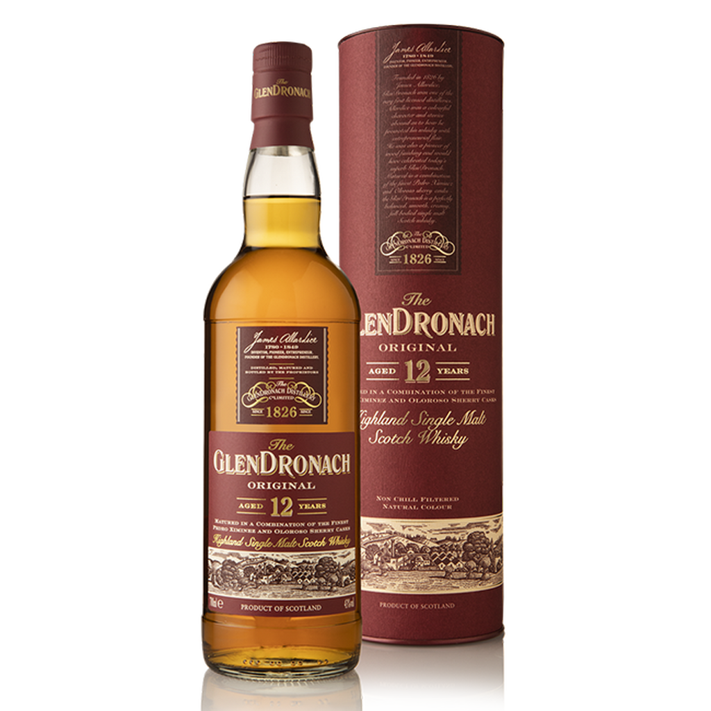 GlenDronach 12 Year Old Original