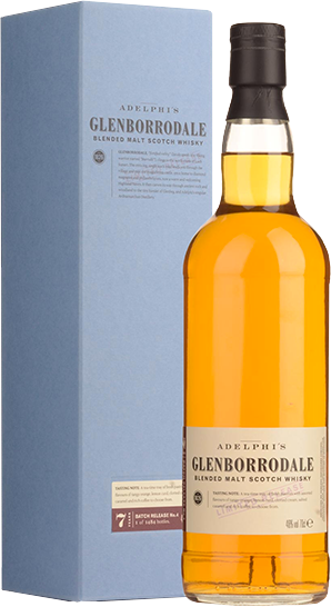 Adelphi Glenborrodale Batch 7 Sherry Cask 9 Year Old Blended Malt Scotch Whisky