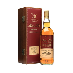 Gordon & MacPhail 1968 Glenlochy 40 - The Dusty Bottle