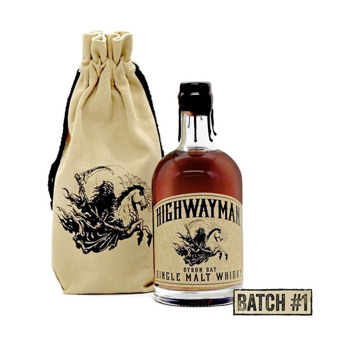 Highwayman Batch #1 - Harvest Liquor