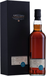 Adelphi 1998 Jura Single Cask #2146 Sherry Cask 21 Year Old Single Malt Scotch Whisky