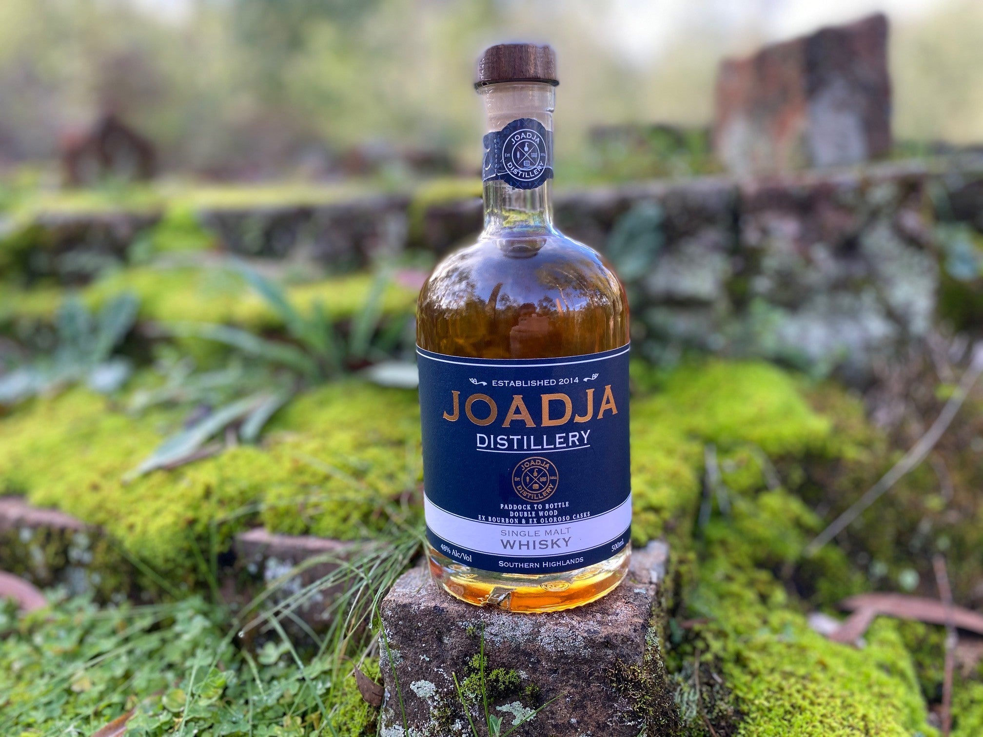 Joadja Batch 12 Double Wood Australian Single Malt Whisky (500ml)