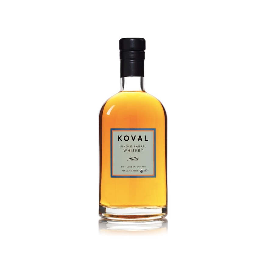 Koval Single Barrel Millet (500ml)