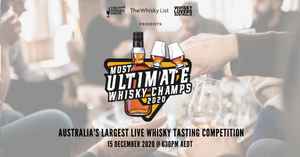 Most Ultimate Whisky Champs 2020