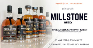 Drinks With Millstone: Breakeven Tasting