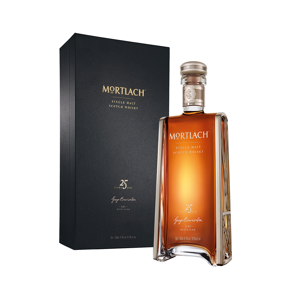 Mortlach 25 (500ml) - Whisky Direct