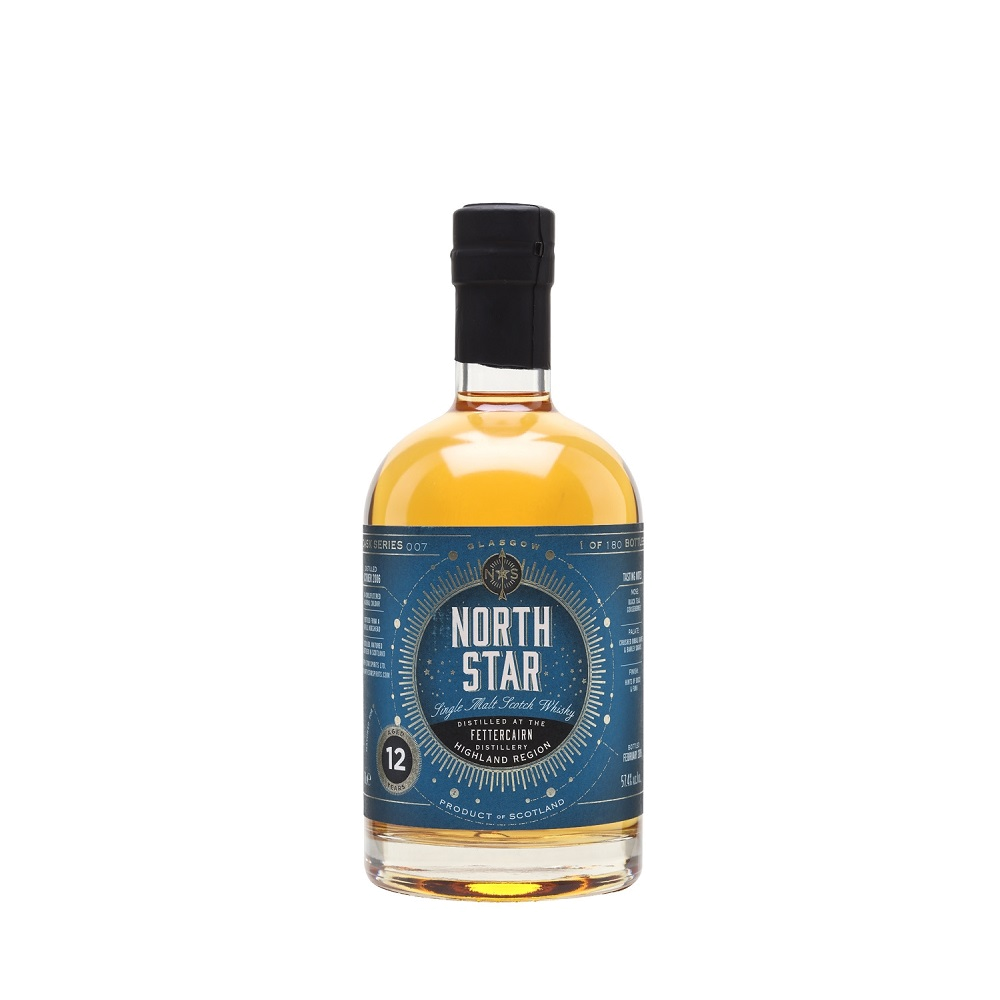 North Star 2006 Fettercairn 12 Single Cask