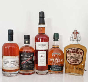 The Whisky List Presents: Rare Aussie Whiskies!