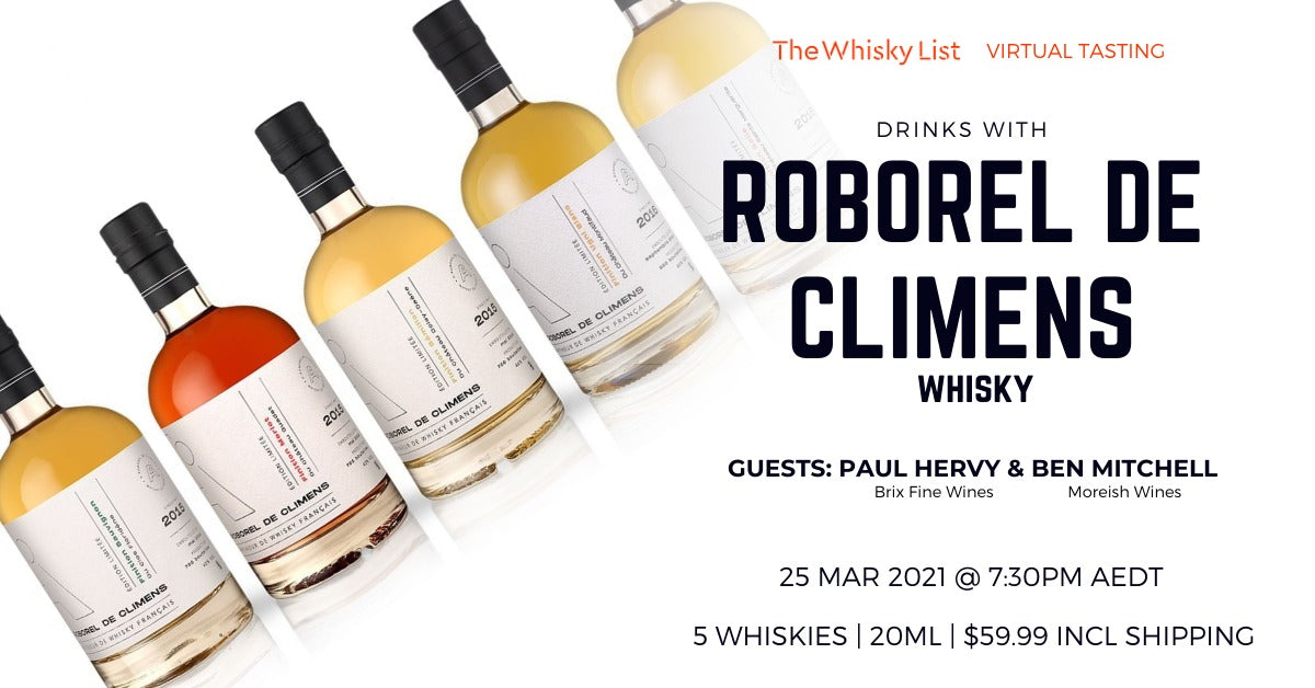 Drinks With Roborel De Climens: Breakeven Tasting
