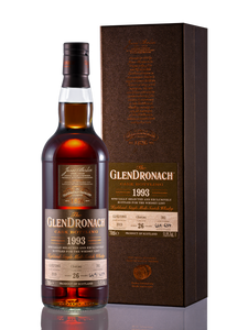 Pre-order: 1993 GlenDronach 26 Year Old Single Cask #392 Australian Exclusive For The Whisky List