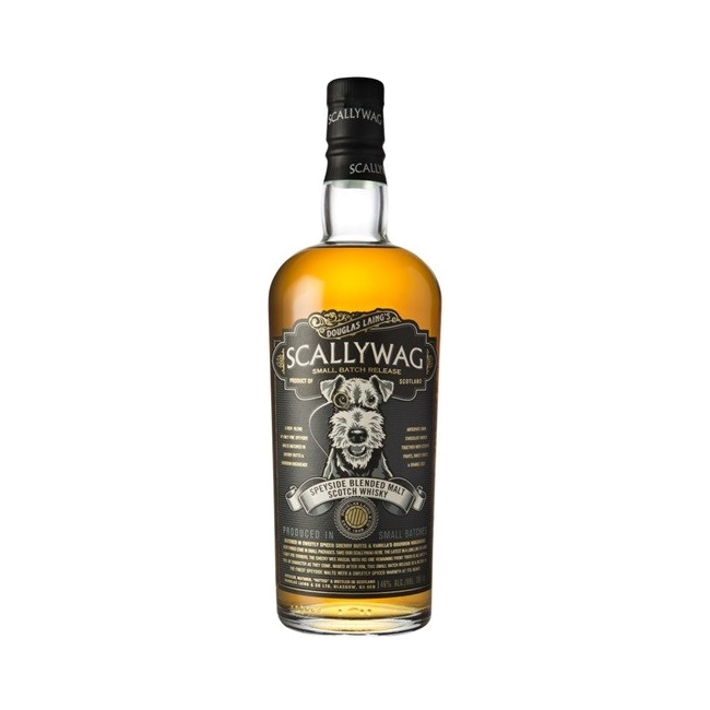 Douglas Laing & Co. Scallywag - Select Scotch Whisky
