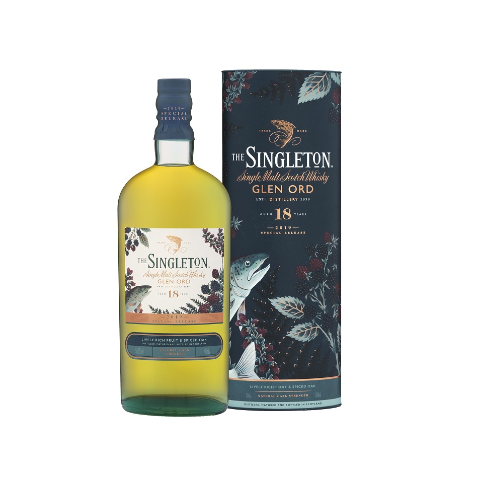 Singleton of Glen Ord 18 Special Release 2019 - Drop Club