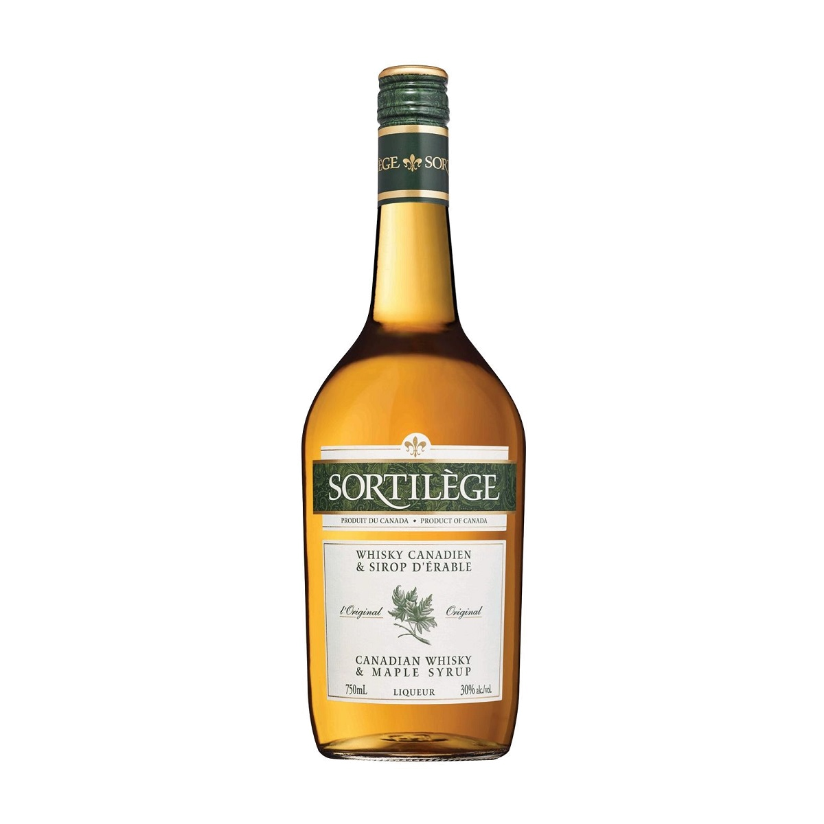 Sortilege Whisky & Maple Syrup Liqueur