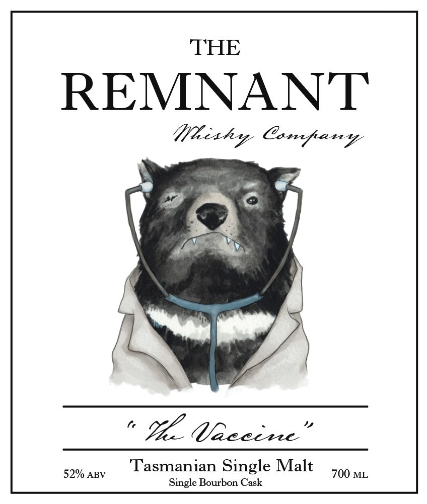 PRE-ORDER: The Remnant Whisky Co. The Vaccine For The Whisky List & Whisky Lovers Australia