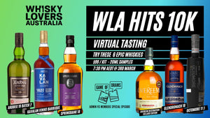 WLA Hits 10k Virtual Tasting