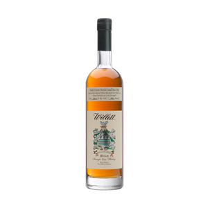 Willett Family Estate Cask Strength Rye 4