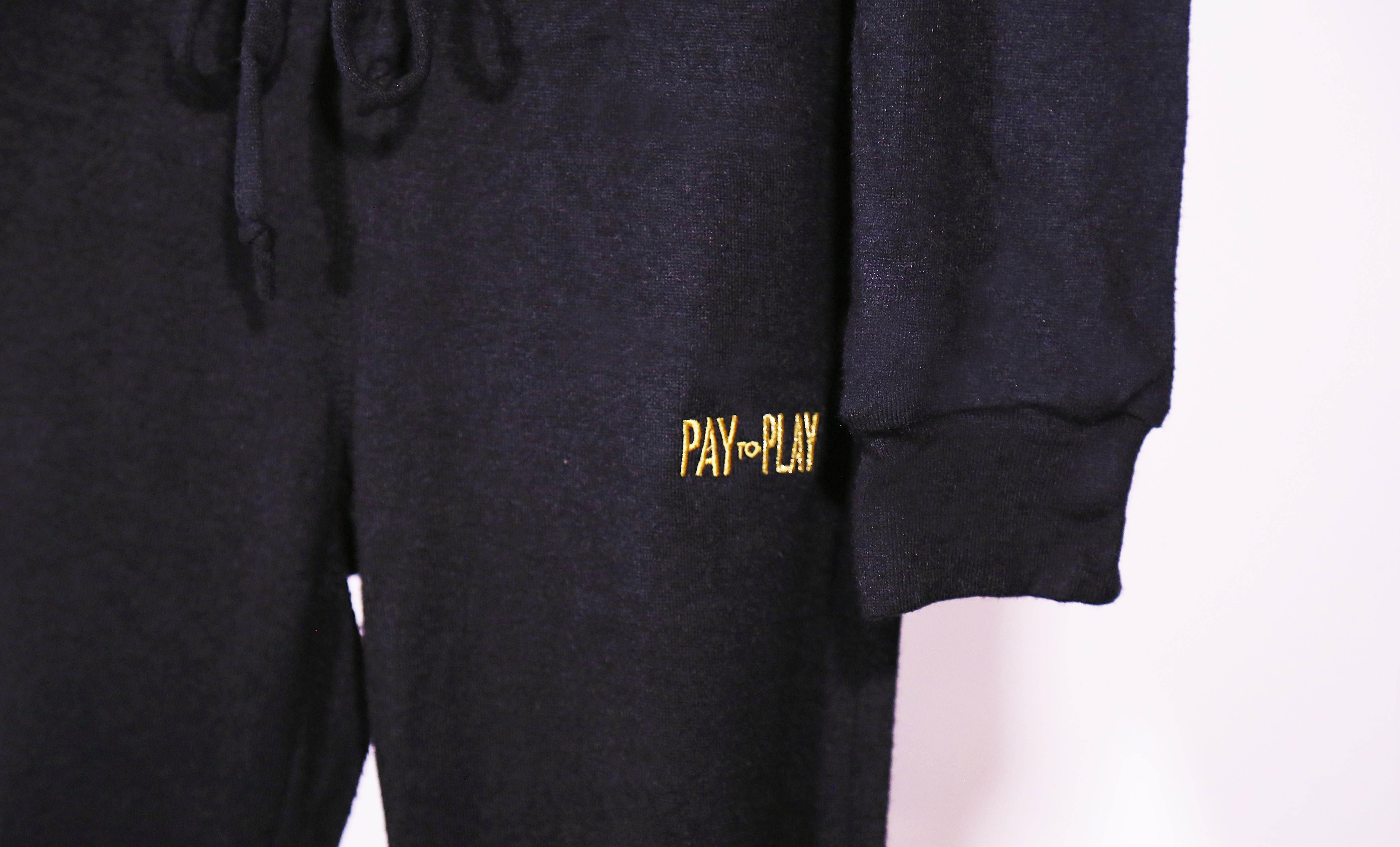 "Pay to Play - ""Feels Like Cashmere"" Full-Zip Hoodie & Jogger Set"