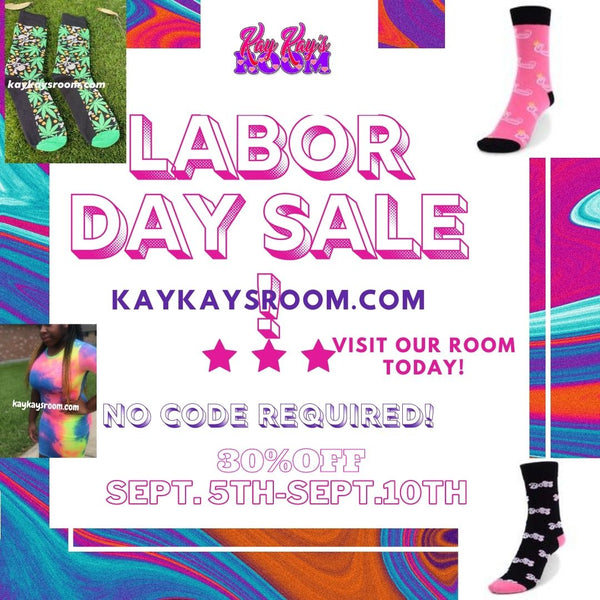 Labor Day Sale...30% off entire site