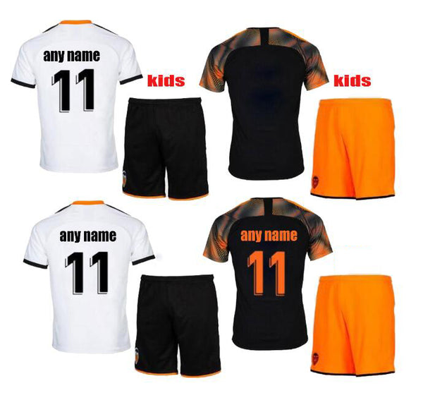 2019 2020 people equipped fashion T-shirt  Valencia leisure kids T-shirt