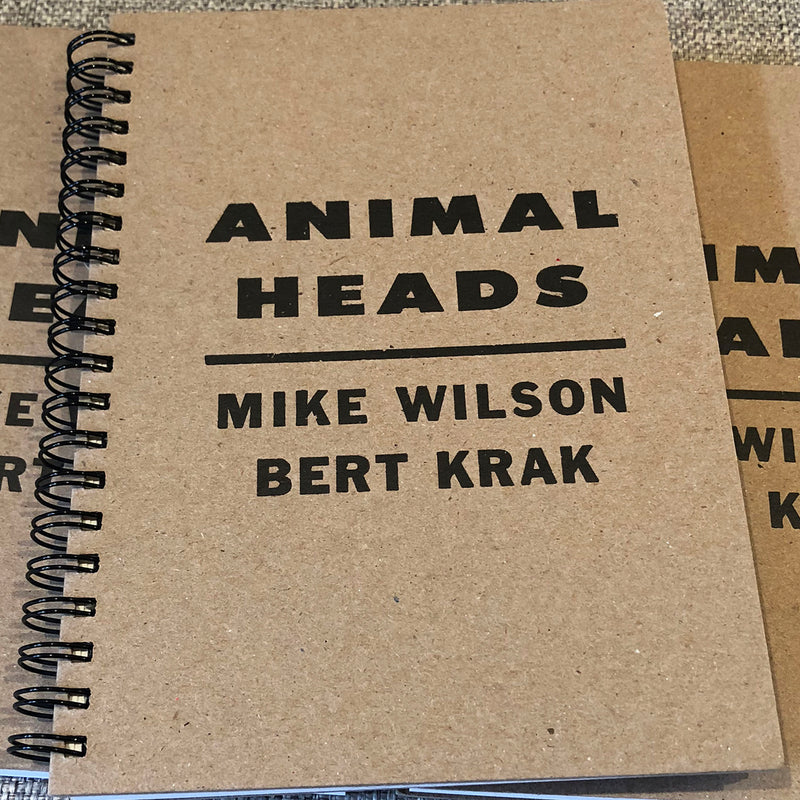 Mike Wilson & Bert Krak - Animal Heads