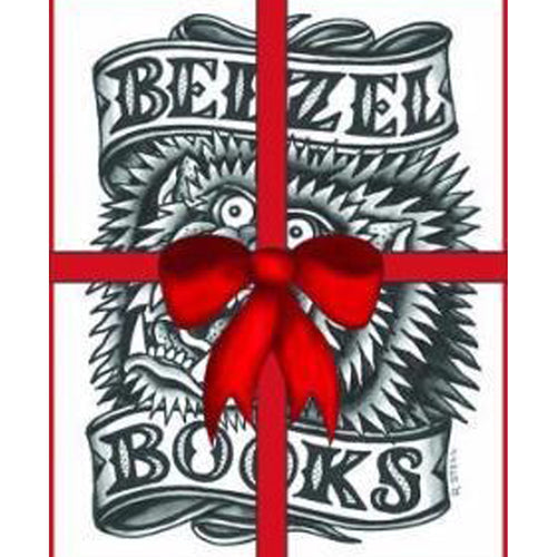 Belzel Books Gift Card