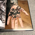 Black Tattoo Art 2 Tattoo Skull on hand dotwork blackwork