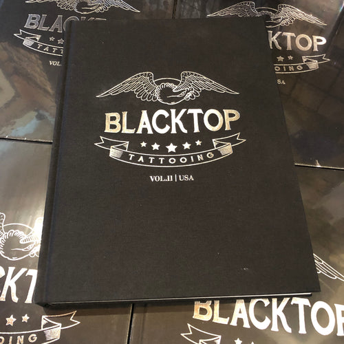 Blacktop Tattooing Vol. II USA