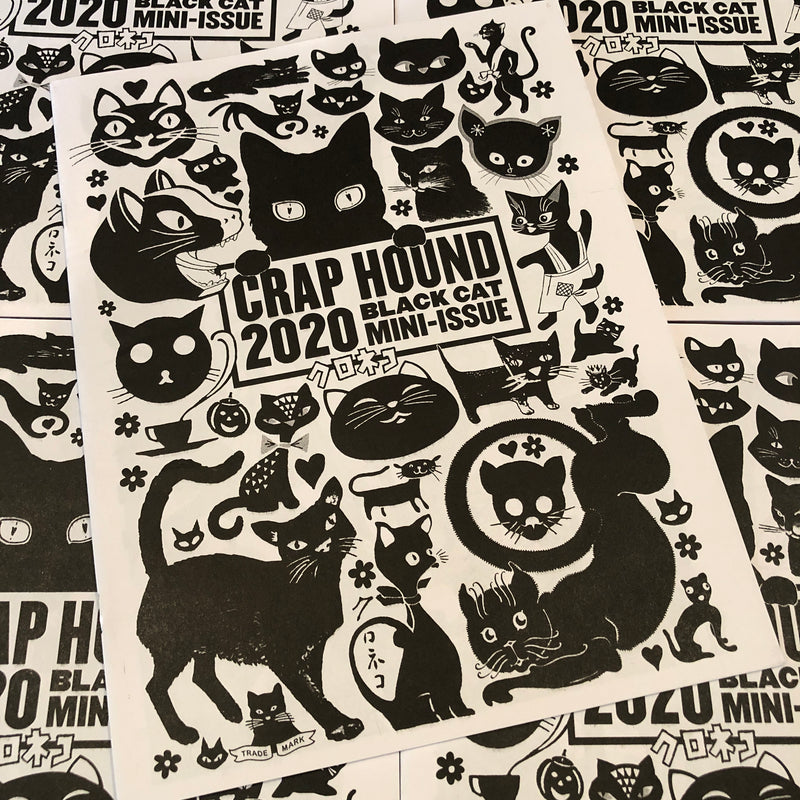 Black Cat 2020 Mini-Issue (No Cover)