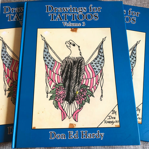 Don Ed Hardy - Drawings For Tattoos Vol. III
