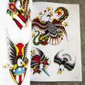 Official Tattoo Brand - Eagles