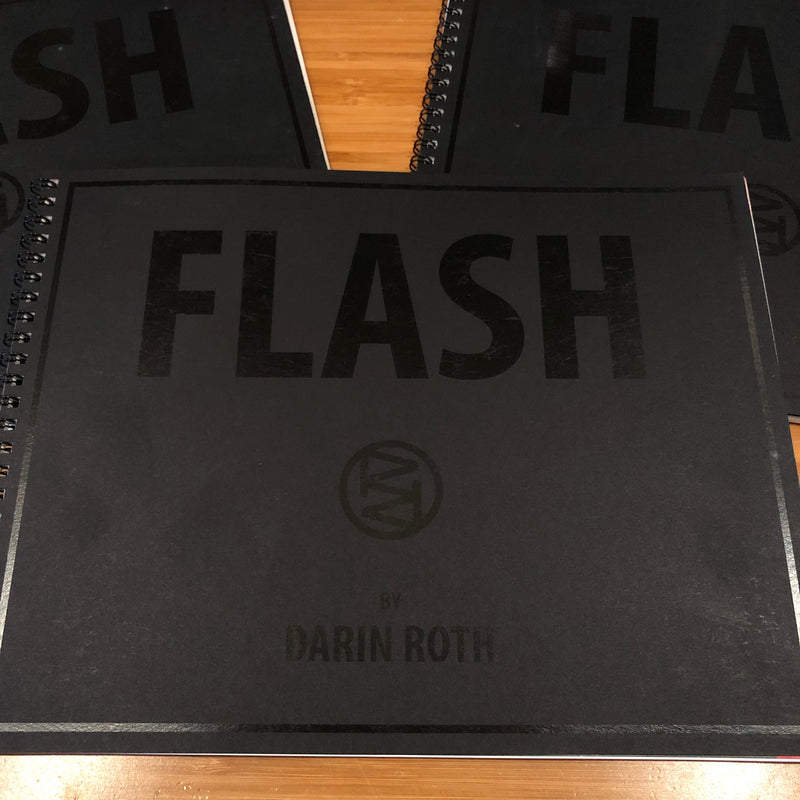 Darin Roth - Flash Book