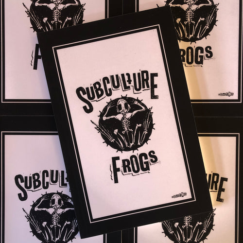 Subculture Frogs
