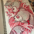 Daan Verbruggen - Japanese Sketchbook