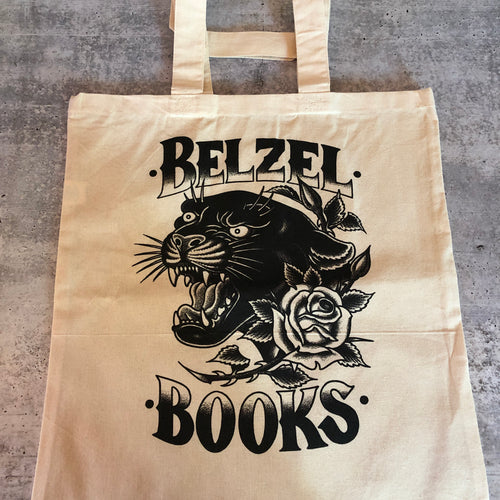 Tote Bag - Panther