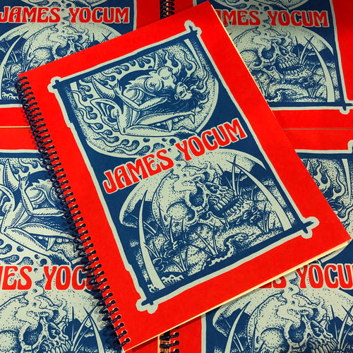 James Yocum Sketchbook