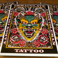 Aaron Coleman - Immaculate Tattoo Flash Book