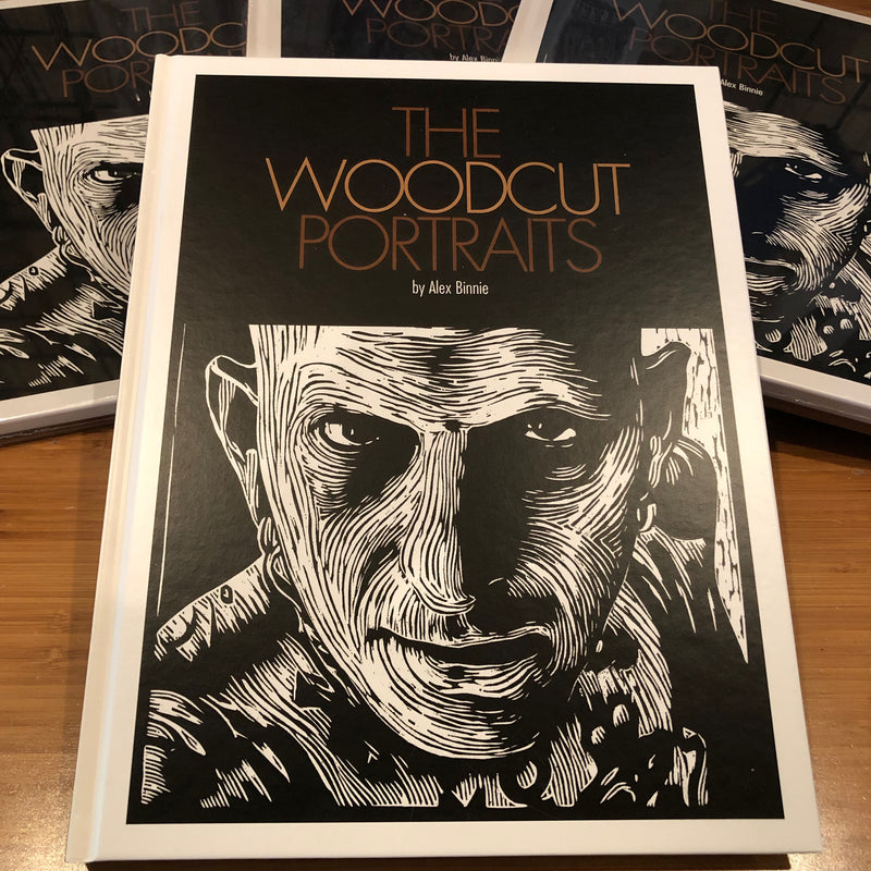 The Woodcut Portraits