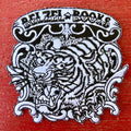 Belzel Books Tiger Patch