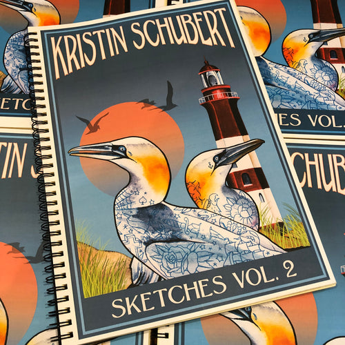 Kristin Schubert - Sketches Vol. 2
