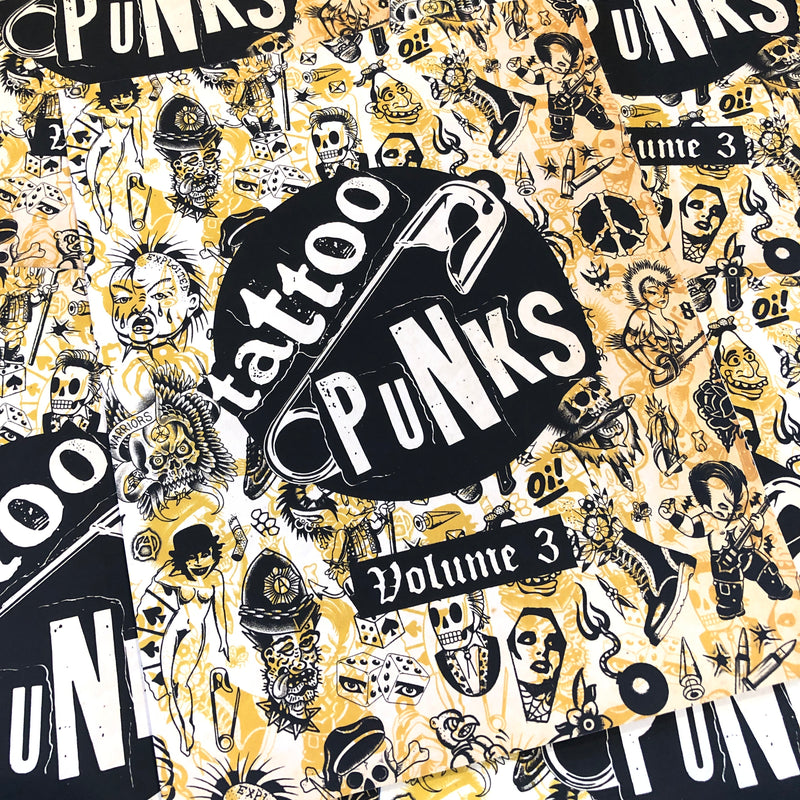 Tattoo Punks Vol. 3