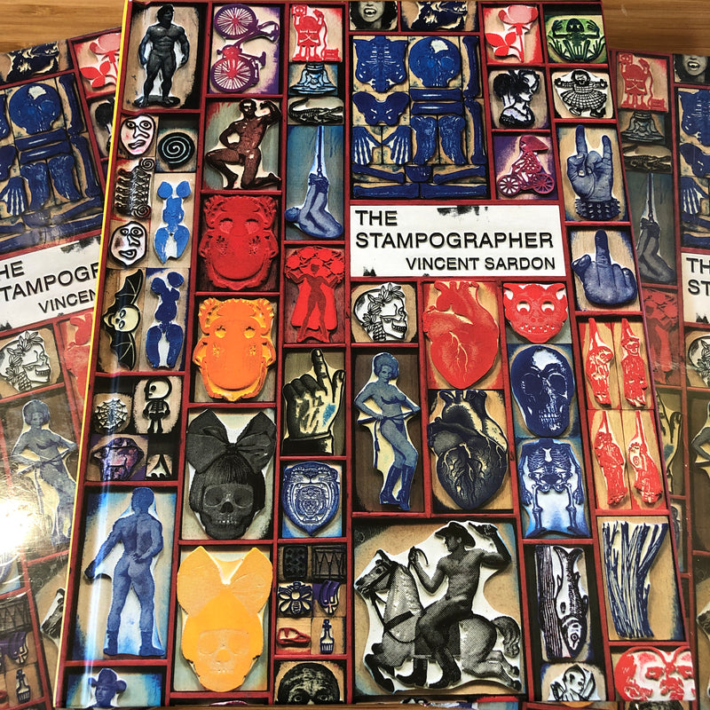 The Stampographer by Vincent Sardon